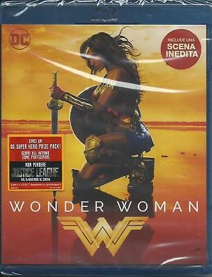 Wonder Woman (2017) Blu Ray