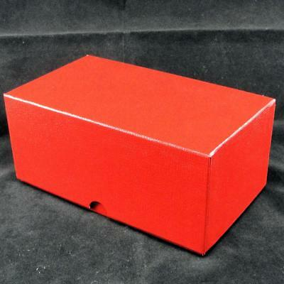 Currency Storage Box for Modern Regular Size US Bank Notes