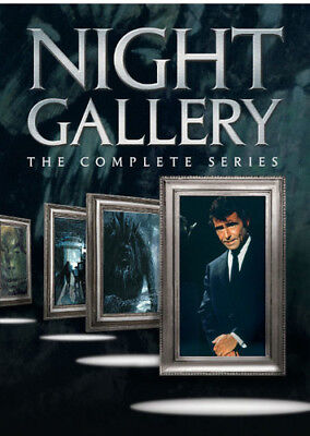 Night Gallery: The Complete Series (REGION 1 DVD New)