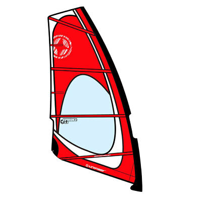 Unifiber Experience Evo Adult 160 - 210 cm Red