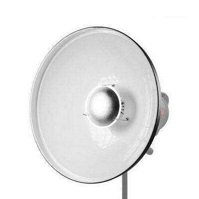 Jinbei 70cm Beauty Dish Radar Reflector QZ-70 (White) fit Bowens Mount Strobe