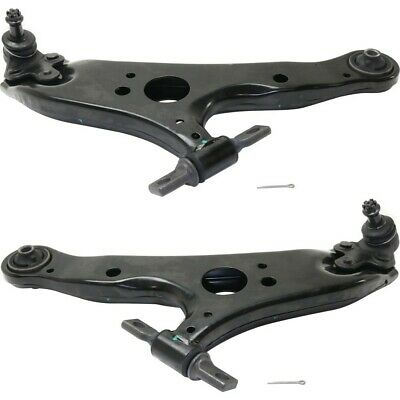 VO4510100 New Set of 2 Control Arm Ball Joint Suspension Kit 2-PC Lower Pair