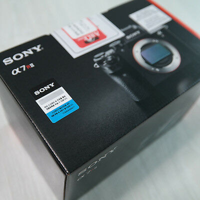 Sony A7R II M2 Digital Full Frame Mirrorless Camera (Body only) Free DHL