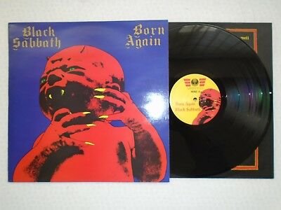 Black Sabbath-Born Again.superb 1St Uk Press (Near) Mint Unplayed? Vinyl Lp 1983