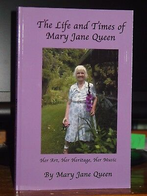 Life & Times of Mary Jane Queen: Her Art, Heritage Music Clawhammer Banjo Player