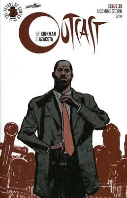 Outcast #30, Near Mint 9.4, 1st Print, 2017, Unlimited Shipping Same Cost
