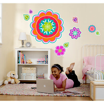 Flower Giant Wall Decal