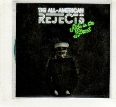 (HL881) The All-American Rejects, Kids In The Street - 2012 DJ CD