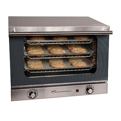 Wisco 620 Commercial Convection Counter Top Oven NEW