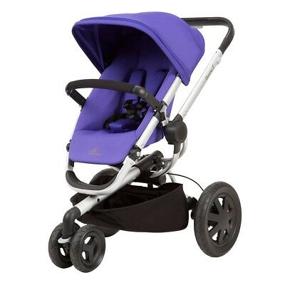 Quinny Buzz Xtra Stroller 2.0 - Purple Pace