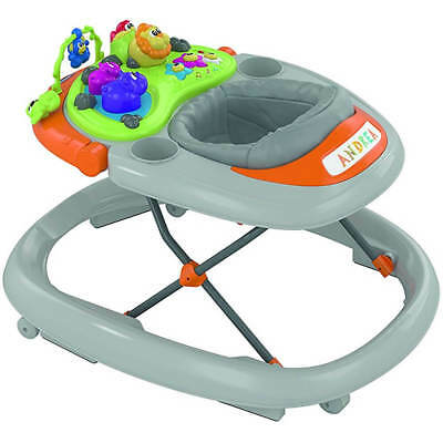 Chicco Treadmill Walky Talky , Grey - Run Learning Device, Walker, Infant