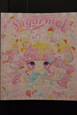 "JAPAN Miku Natsume Art Book ""Sugar mel"""