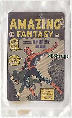 1993 Limited Edition Amazing Spider-Man Fantasy Global Calling Phonecard Sealed