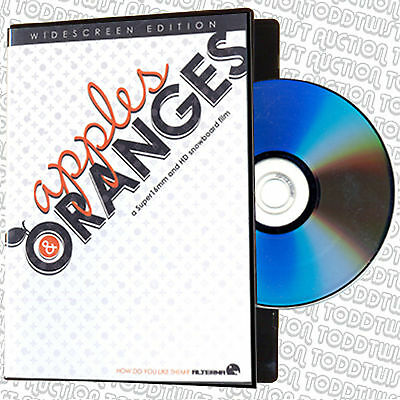 Apples & Oranges - Snowboard / Snowboarding DVD - SALE PRICE