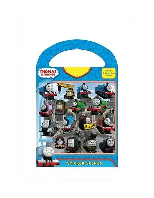Thomas and Friends Sticker Scenes - 7 Backgrounds and over 50 Stickers