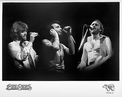"Bee Gees 10"" x 8"" Photograph no 26"
