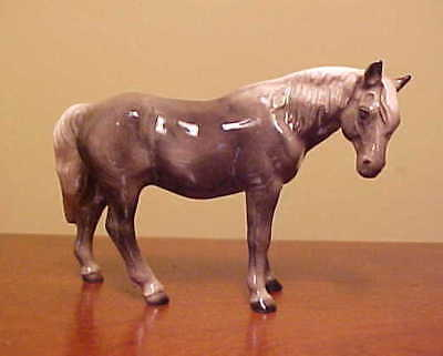 Hagen-Renaker Mini #3262 MORGAN MARE - Miniature Ceramic Horse Figurine