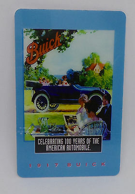 HT 1917 Buick 100 Years of the American Automobile Prepaid Phone Card