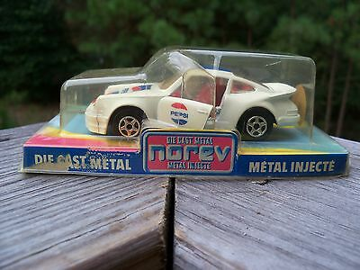 NOREV Pepsi Pepsi Cola Carrera Porsche 1:43 Die-cast Toy Model Made in France