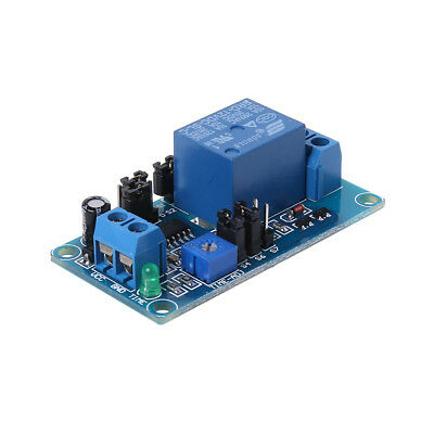 1Pc DC 12V Delay Relay Delay Turn on / Delay Turn off Switch Module with Timer