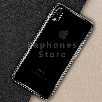 Suit for iPhone X Phone Case,Crystal Clear Gel Skin Back Silicon Ultra-Thin