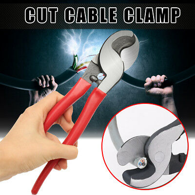 "10"" Aluminium Copper Cable Cutter Wire Heavy Duty Cutting Tool Cut Up To 70mm²"