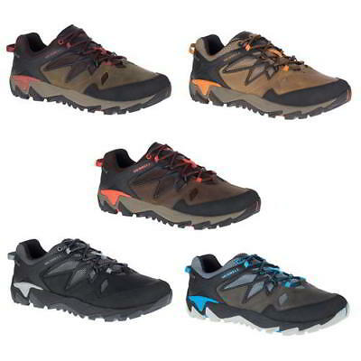 Merrell All Out Blaze 2 GTX Mens Leather Waterproof GoreTex Walking Shoes Size