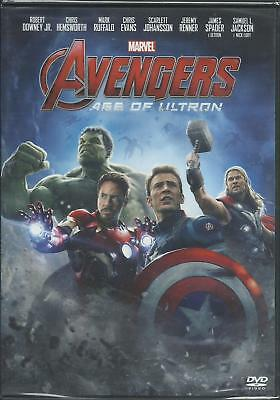The Avengers. Age of Ultron (2015) DVD