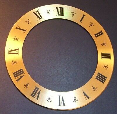 Clock Parts Spares *** Brass Chapter Ring ***