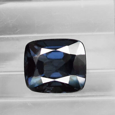 2.25ct.Fabulous Gem! 100%Natural Neon Blue Spinel Unheated 8x7mm.AA Nr!