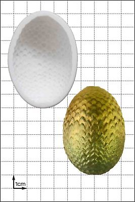 Silicone mould Dragon Egg (Large) | Food Use FPC Sugarcraft FREE UK shipping!