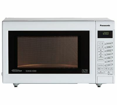 Panasonic NN-CT555W 1000W Combination Touch Microwave Oven  - White
