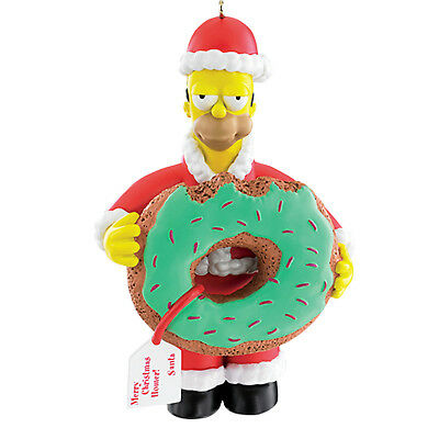 Carlton Heirloom Ornament 2017 Homer Simpson - The Simpsons - #CXOR045M