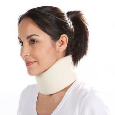 3 Sizes Soft Foam Neck Support Brace Cervical Collar Pain Relief First Aid Guard