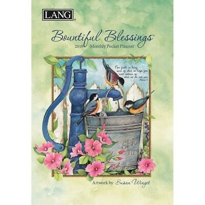 Susan Winget Bountiful Blessings Pocket Planner