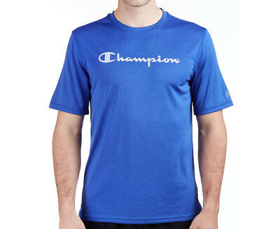 Champion Men's Vapor Graphic Tee - Velvet Evening Heather
