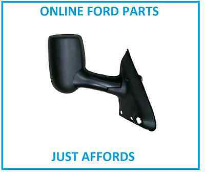 Ford Transit Tipper Mk6 7 Long Arm Wing Mirror 2000> Lh Left Hand Side Passenger
