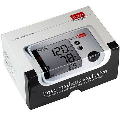 Boso Medicus Exclusive - Meter with Voice Output - NIP from med. fachhd
