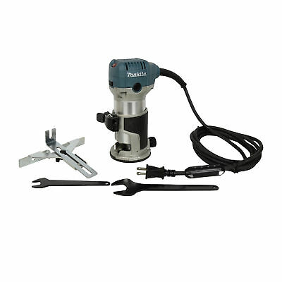 """Makita RT0701C 120V 6.5 Amp 1-1/4"""" HP Corded Variable Speed Compact Router"""