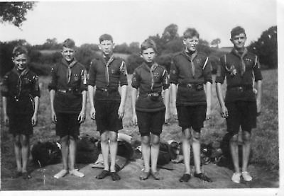 """30th willesdon scouts """" photographic record """" 1927- 30"""