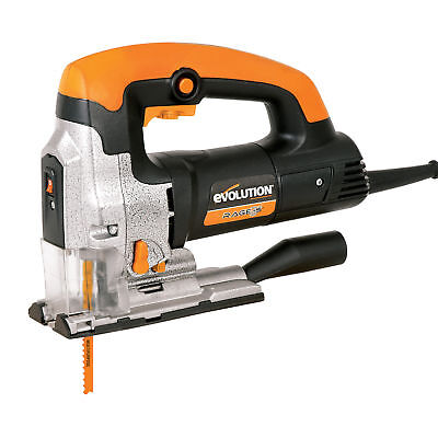 Evolution RAGE7-S Jigsaw with Variable Speed 710W 240V