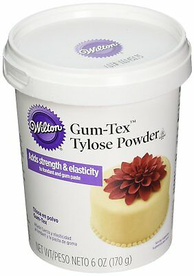 Wilton 707-2600 Gum-Tex Tylose Powder Fondant & Gum Paste Strengthening Powder