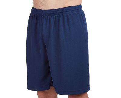 Track N Field Men's Coolfit Circle Short - Navy