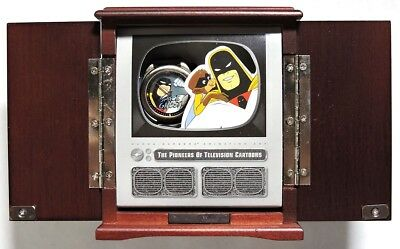 S880. Hanna-Barbera SPACE GHOST Pioneers of Television L/E Fossil Watch (1996)
