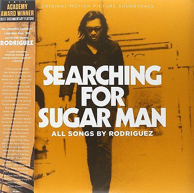 RODRIGUEZ Searching For Sugar Man SOUNDTRACK LP Vinyl NEW