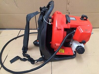 30CC Backpack Petrol Leaf Blower 2 Stroke Commercial Garden Yard Outdoor