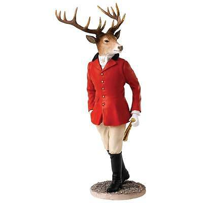 Border Fine Arts George Stags With Style Figurine New Boxed A27425