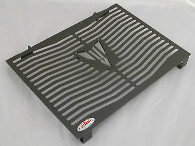 Yamaha MT-09 FZ-09 (2017) Black Radiator Guard, Grill, Protector by Beowulf