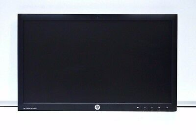"HP 22"" LA2206xc Widescreen LCD Monitor GRADE A CAMERA DP DVI VGA WITHOUT STAND"