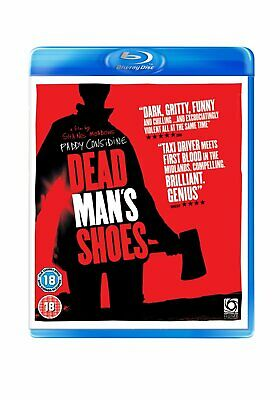 Dead Man's Shoes 2004 Crime Drama Thriller Movie Bd 18 Blu-ray Brand New